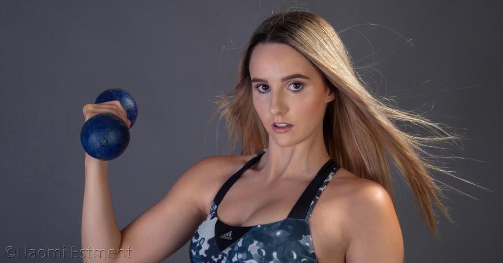 Model Carla Britz