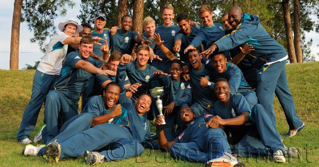 SA U19 Cricket Team