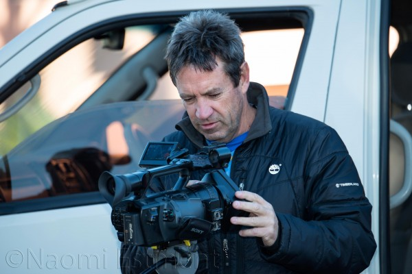 Mike du Preez of Blue Ice Productions