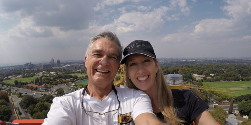 Dave and Naomi Estment - Co-owners of OV&P