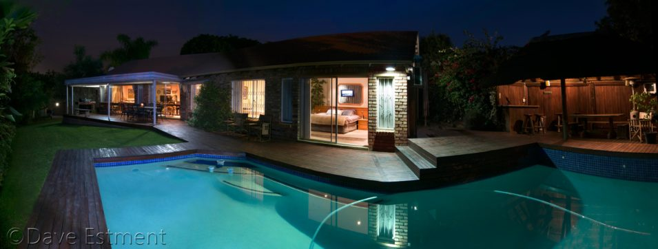 Night Photography of Home by Dave Estment of OV&P