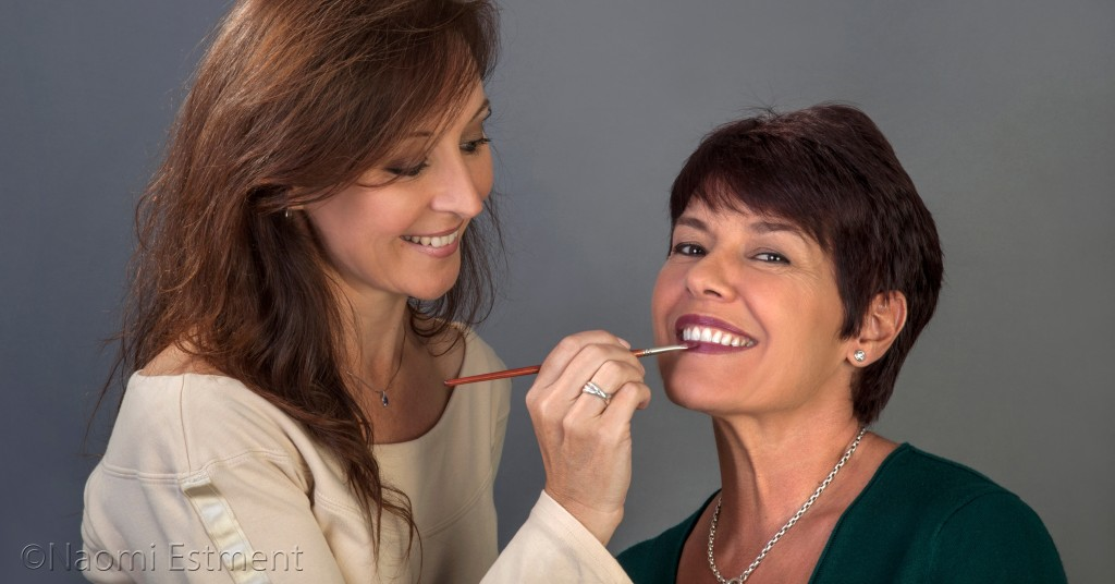 Professional Make-up at OV&P Studio