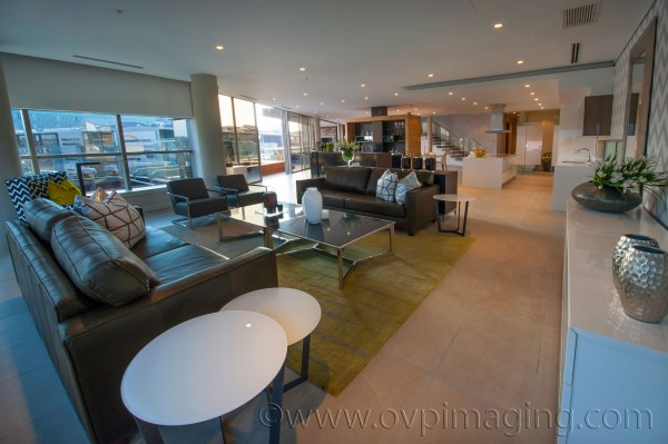 Interior Photo of Katherine & West Penthouse