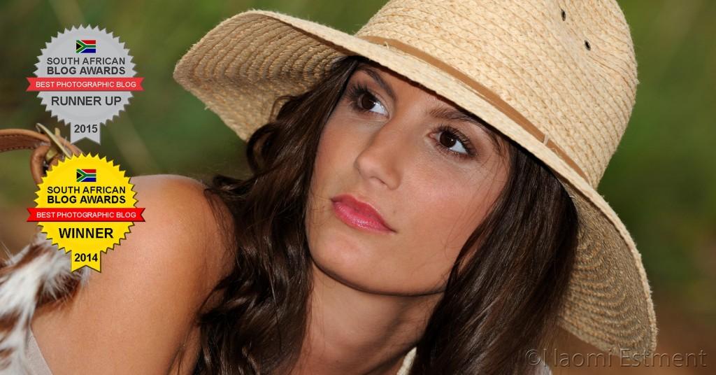 Top model Lee-Ann Roberts