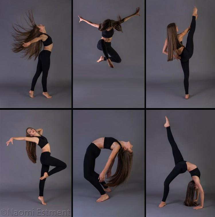 Logan de Villiers Dancing in OV&P Studio