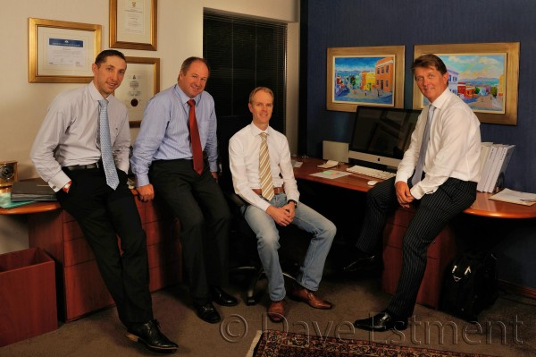 NFB Financial Services Group managers