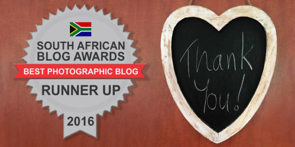 2016 SA Best Photographic Blog