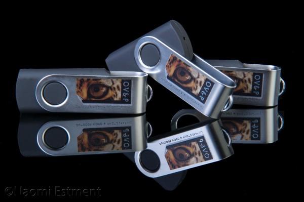 OV&P Branded Memory Sticks