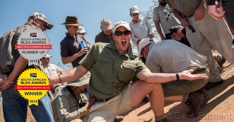Safari Guide of The Year 2015