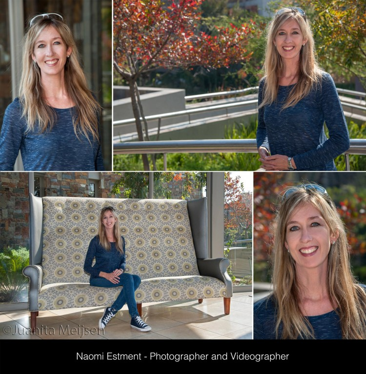 Naomi Estment - Photographer, Videographer, Confidence on Camera Coach