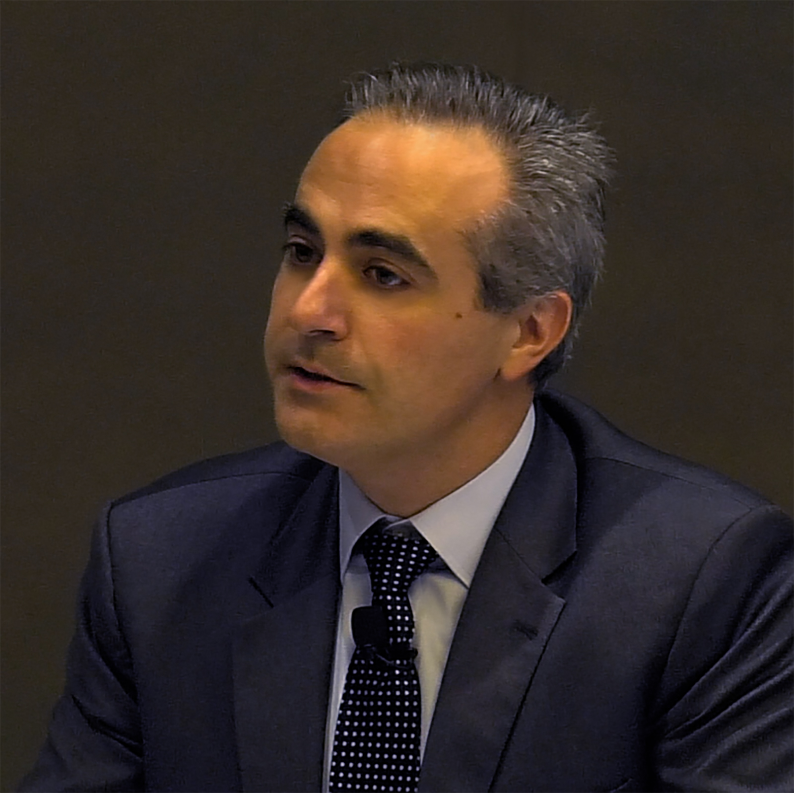 Stefano Marani - CEO of Renergen