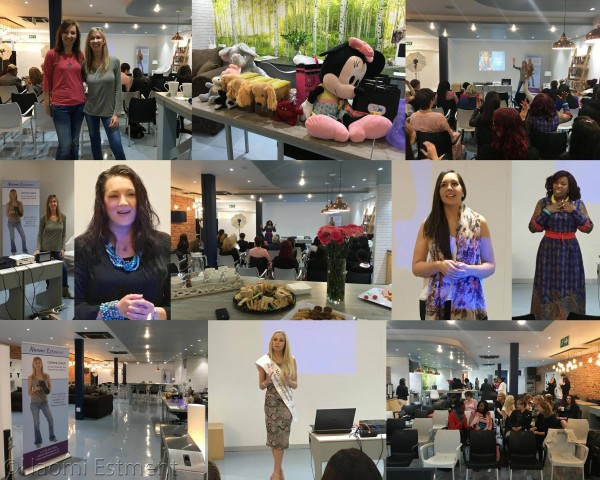 Authentic Women's Day Celebration Collage